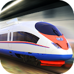 Indian Bullet Train Simulator Icon