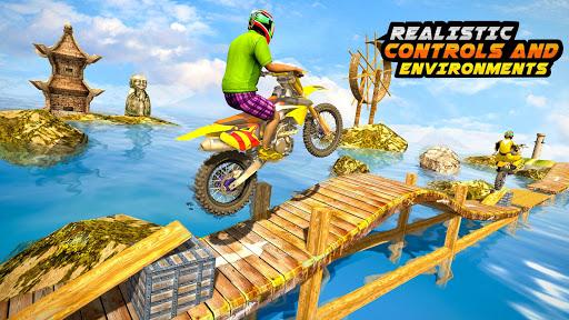 Trial Bike Racing Stunts : New Stunt Bike Games 3.9 screenshots 13