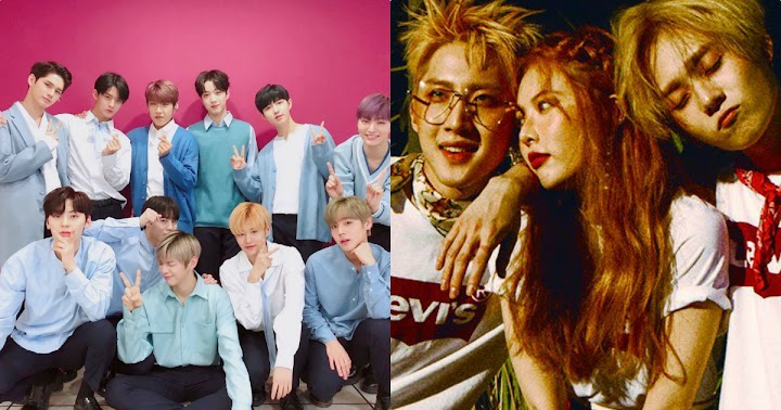 Here's Every K-Pop Idol Group That Disbanded In 2018 - Koreaboo