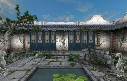 Escape Game Chinese Garden - náhled