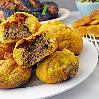 3-Bite Jamaican Beef Patties.