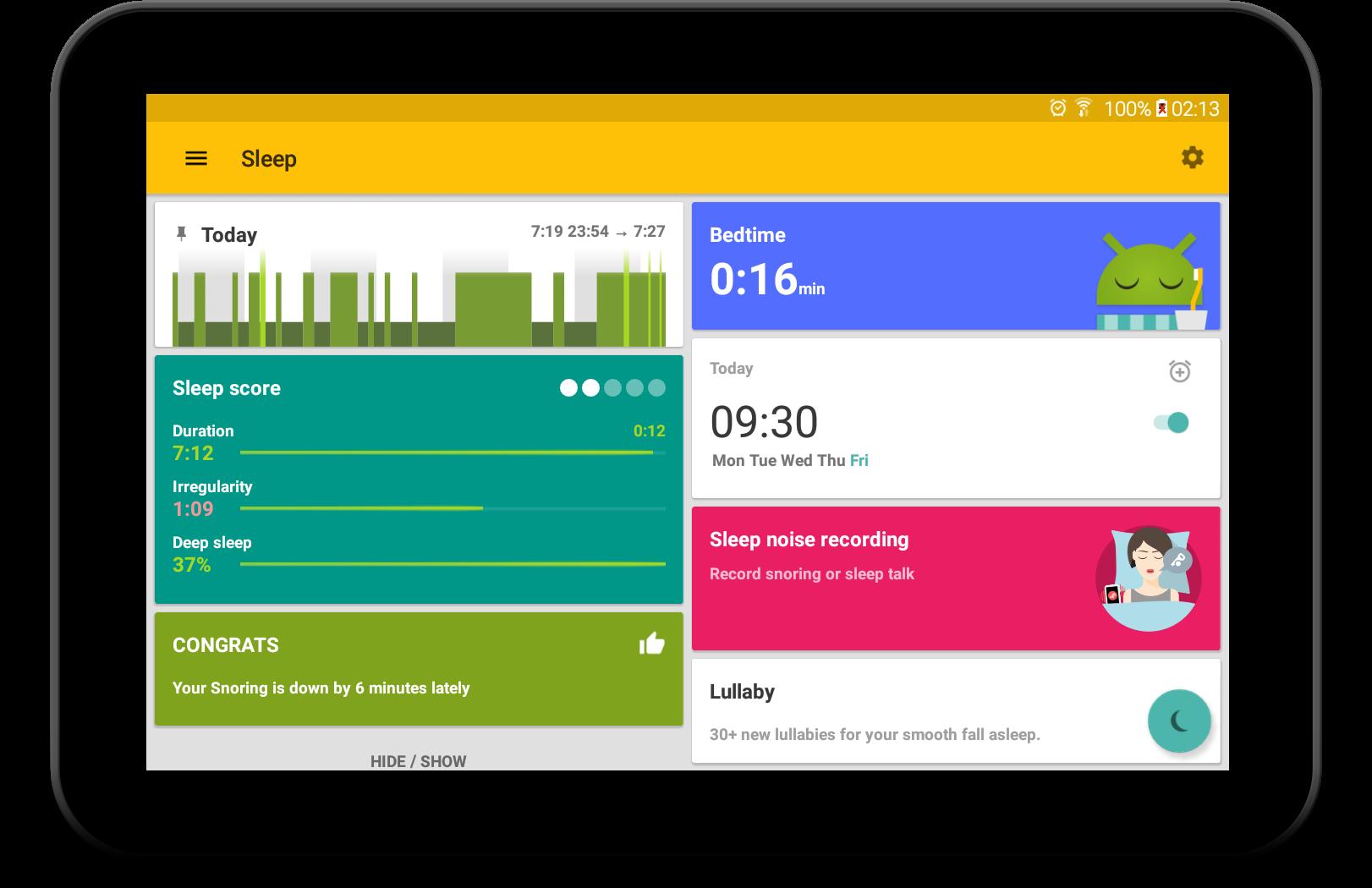 Sleep as Android Unlock screenshot #16