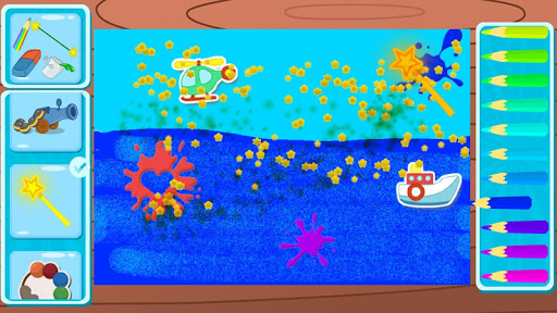 Kids Games: Coloring Book 1.1.0 screenshots 11