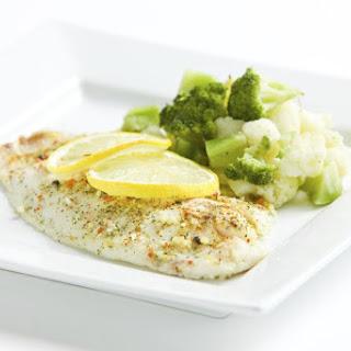 Lemon and Herb Tilapia Recipe