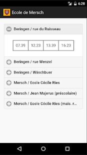Ecole de Mersch- screenshot thumbnail