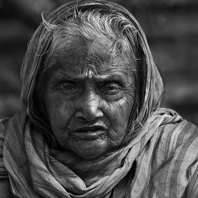 by Babu Mallick - People Portraits of Women