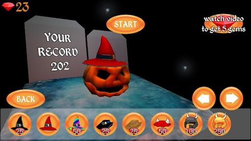 Pumpkin Jumper Halloween скачать на планшет Андроид