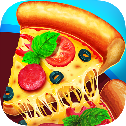 Sweet Pizza Shop - Cooking Fun