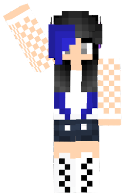 She is Ein's Girlfriend and Ein like's her cause she's cute and wants a like! It took quite some time to decide how i am gonna make the skin and this is what i tough of making! Leave it a like please and show you'r support! Made By FuntclapsPvP for Ein Lover's! ( By the way she is saying hi )