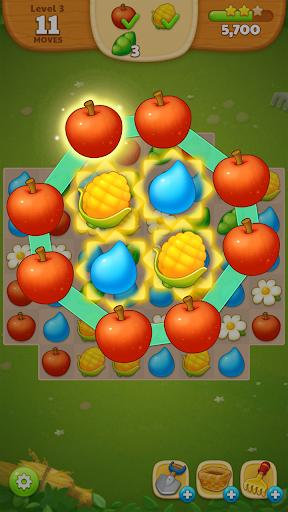 Garden Harvest Link Match apkdebit screenshots 2