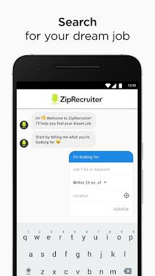 Job Search by ZipRecruiter - screenshot