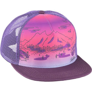 Salsa Purple Daze Trucker Hat