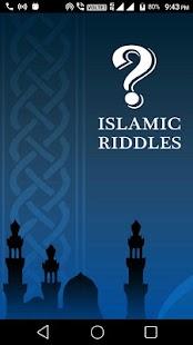 Islamic Riddles - náhled