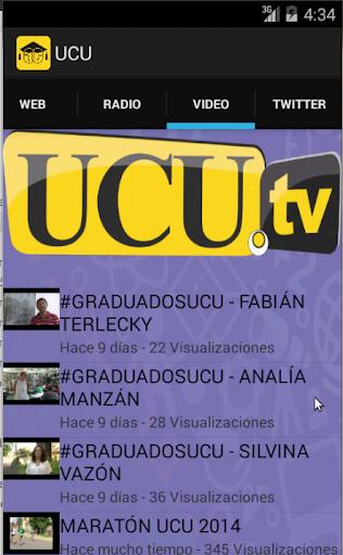 UCU screenshot 3