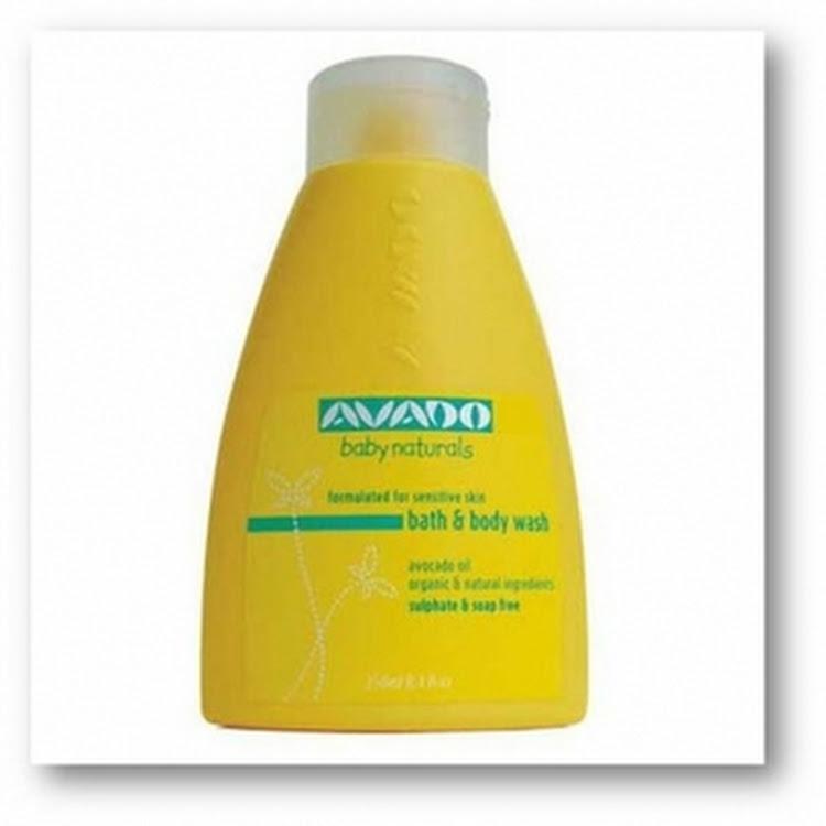 Avado Organics Baby Naturals Bath and Body Wash 250ml by GREEN WHEEL INTERNATIONAL SDN BHD