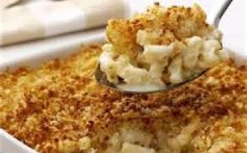 Macaroni & Cheese Family Style