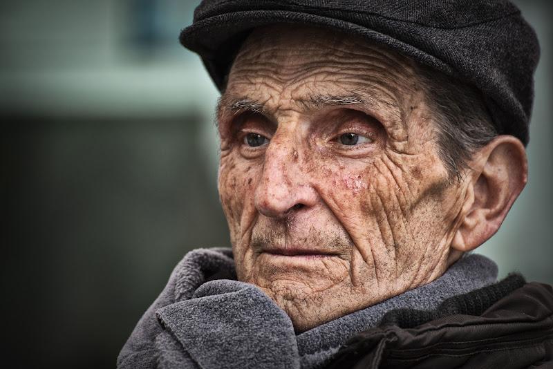 Ritratto di anziano di GazzolaFrancesco
