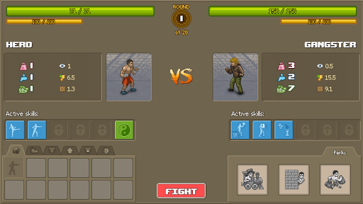 Punch Club: Fights 1.1 Screenshots 4