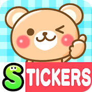 App Honorific Bear Stickers Free APK for Windows Phone