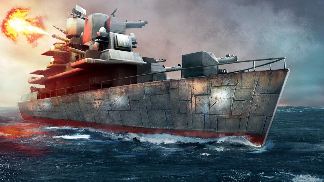 how to make a warship
