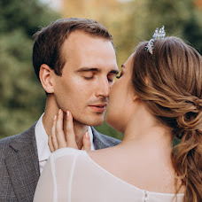 Wedding photographer Darya Zhukova (MiniBu). Photo of 29.10.2018