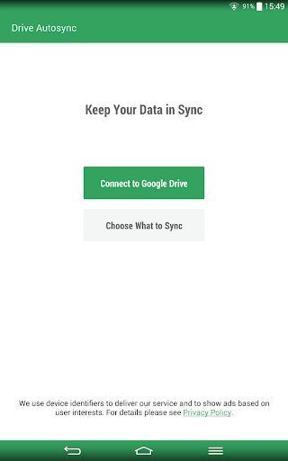 無料生产应用AppのAutosync for Google Drive|記事Game