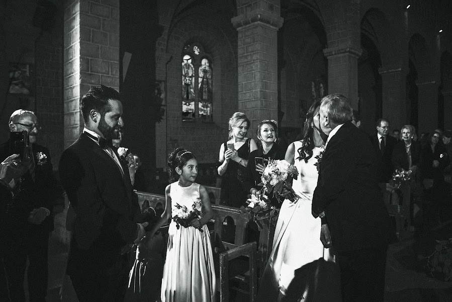 Wedding photographer Valery Garnica (focusmilebodas2). Photo of 05.12.2018