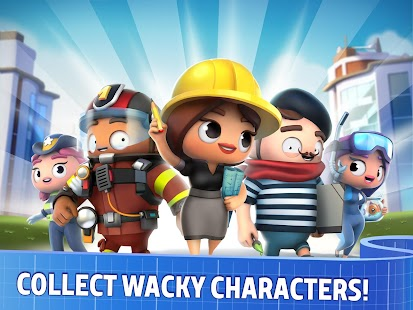 City Mania: Town Building Game MOD APK