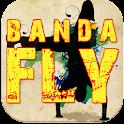 Banda FLY cabelos de algodão icon