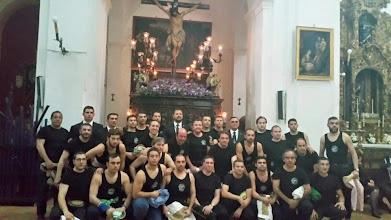 Photo: Cuadrilla Santísimo Cristo de los Desamparados