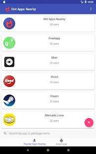 Hot Apps Nearby - New, Free & Popular Apps Nearby - náhled