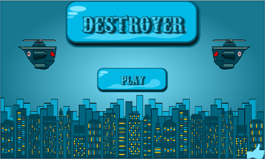 Destroyer Screenshot