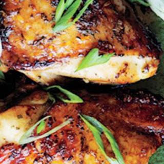Citrus-Marinated Chicken Thighs