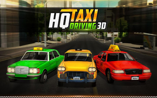 HQ Taxi Driving 3D 1.5 screenshots 11