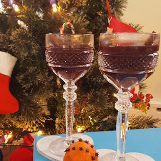 Easiest Ever Mulled Wine