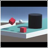 Eight Cubes (3D Ball)