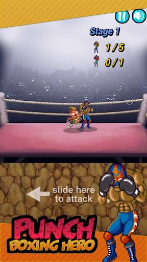 Punch Boxing Hero