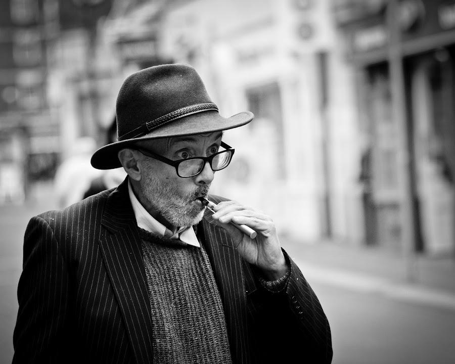 by Łukasz Lenckowski - People Portraits of Men