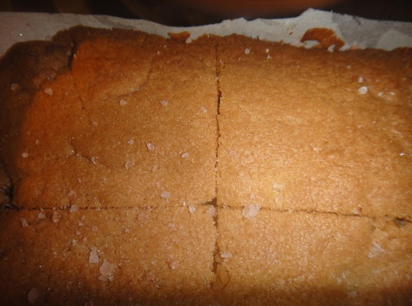 Allow the blondies to cool.  Cut into 48 bars.