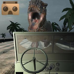 VR T-Rex Escape: Jurassic Racing Simulator for PC