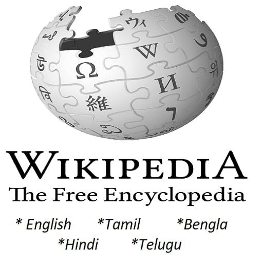 Wikipedia - Hindi, English, Tamil, Telugu, Bangla app (apk