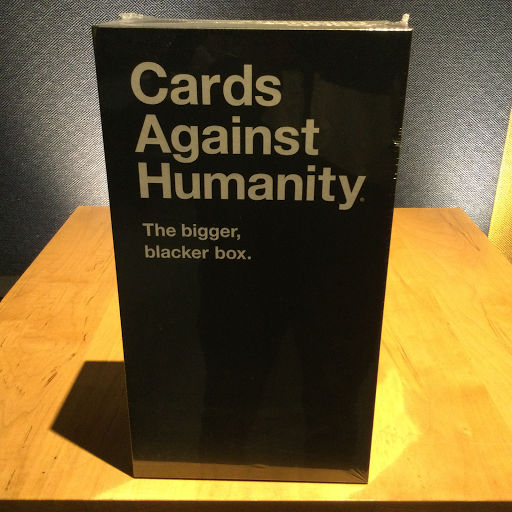 Cards Against Humanity (Bigger, Blacker Box)