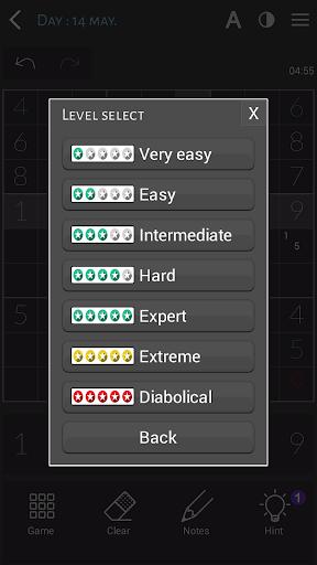 Sudoku classic screenshot 11