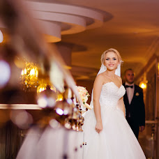 Wedding photographer Sergey Martyakov (martyakovserg). Photo of 17.11.2016
