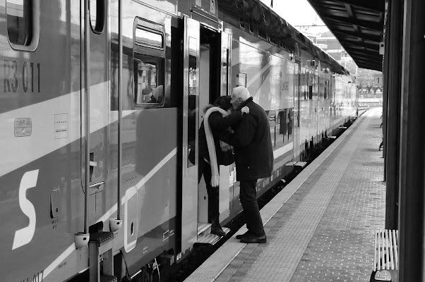 Un addio o un arrivederci.... di Photobyas Paolo Biasibetti