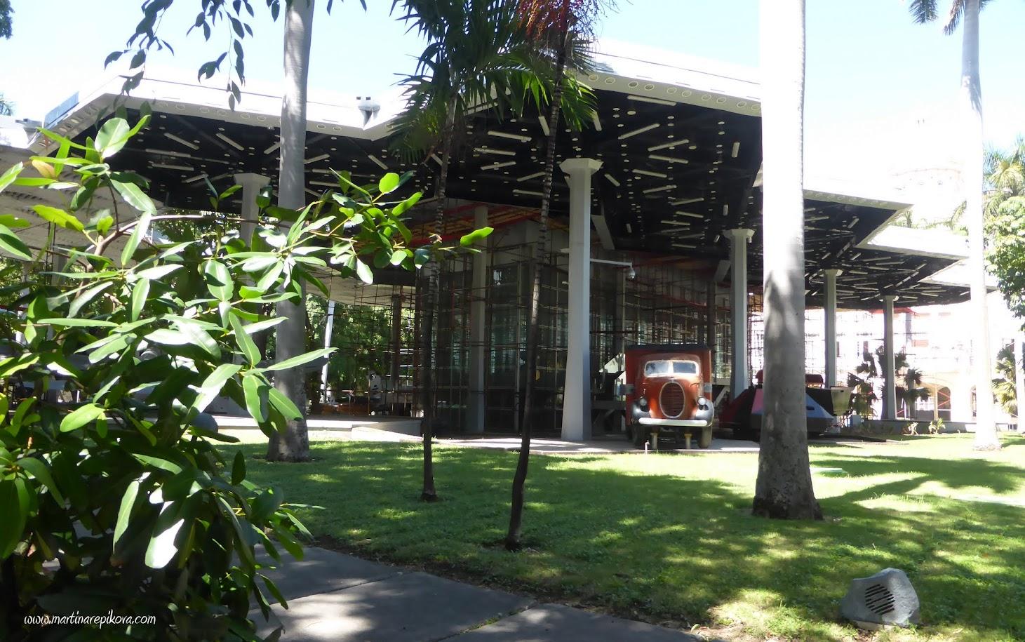 Museum, Havana, Cuba