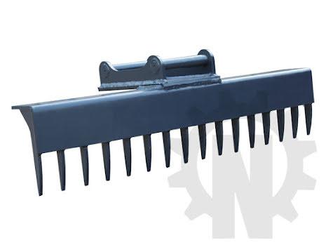 Kratta | 1600mm | S50 | Grävmaskin