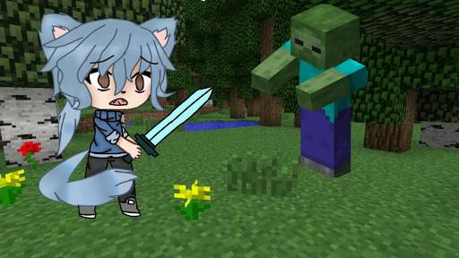 Gacha Life Mod for Minecraft PE cheat hacks