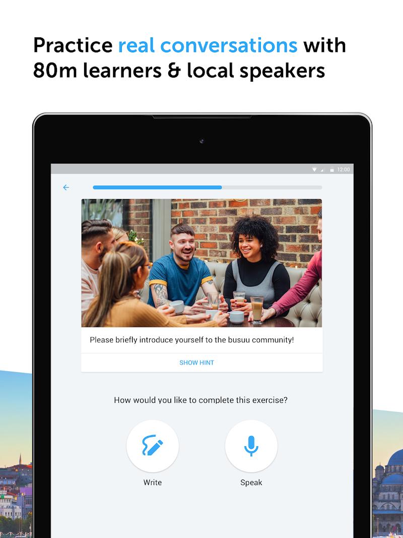 busuu: Learn Languages - Spanish, English & More Screenshot 9