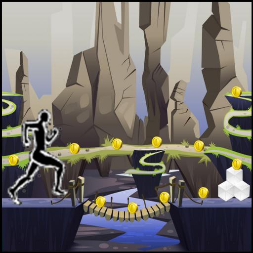 Shadow Man run